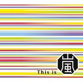 CD/This is 嵐 (2CD+DVD) (初回限定盤) (最新アルバム)/嵐/JACA-5869 [11/3発売]