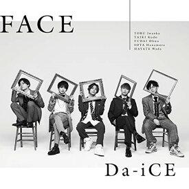 CD/FACE (CD+DVD) (初回限定盤B)/Da-iCE/UMCK-7058