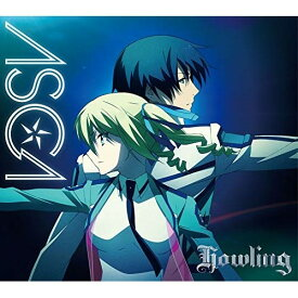 CD/Howling (CD+Blu-ray) (期間生産限定盤(2020年12月31日まで)/アニメ盤)/ASCA/VVCL-1766