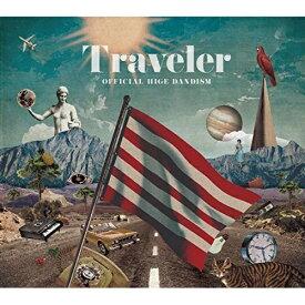 CD/Traveler (通常盤)/Official髭男dism/PCCA-4822