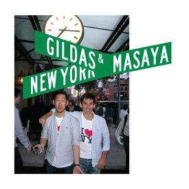 CD/KITSUNE presents ジルダ&マサヤ・ニュー・ヨーク/ジルダ&マサヤ/PCD-17260