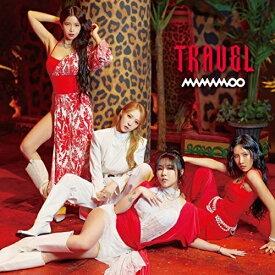 CD/TRAVEL -Japan Edition- (歌詞付) (通常盤)/MAMAMOO/VICL-65427