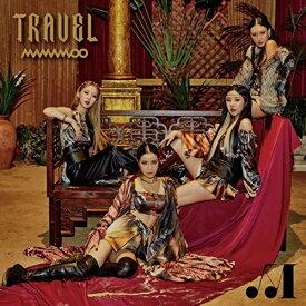 CD/TRAVEL -Japan Edition- (CD+DVD) (歌詞付) (初回限定盤A)/MAMAMOO/VIZL-1803
