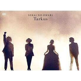 DVD/Tarkus/SEKAI NO OWARI/TFBQ-18199