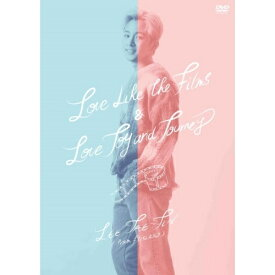 DVD/Love Like The Films & Love, Joy and Journey (完全生産限定盤)/イ・ジェジン(from FTISLAND)/WPBL-90570