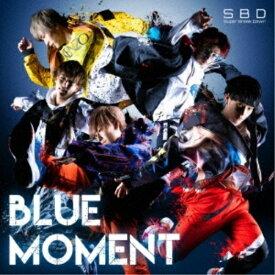 CD/BLUE MOMENT (通常盤)/Super Break Dawn/TENDR-1