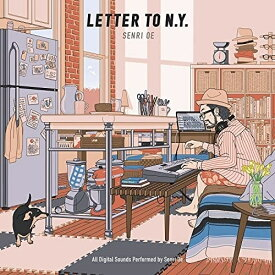 CD/Letter to N.Y. (Blu-specCD2)/大江千里/MHCL-30689