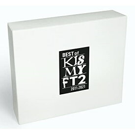 CD/BEST of Kis-My-Ft2 (2CD+Blu-ray) (通常盤)/Kis-My-Ft2/AVCD-96766