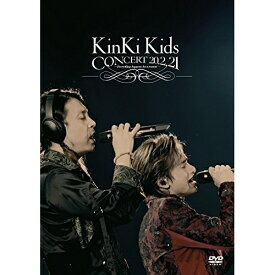 DVD/KinKi Kids Concert 20.2.21 -Everything happens for a reason- (通常版)/KinKi Kids/JEBN-263