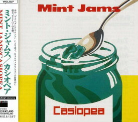 CD/MINT JAMS/CASIOPEA/VRCL-2227
