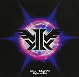 CD/Highway Star (CD+DVD) (通常盤)/EXILE THE SECOND/RZCD-86543