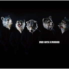CD/MAN WITH A MISSION/MAN WITH A MISSION/CRCP-40295