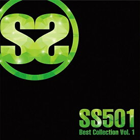 ★CD/SS501 Best Collection Vol.1 (2CD+DVD) (対訳付)/SS501/PCCA-4082
