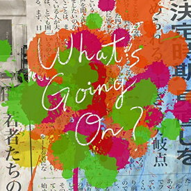 【取寄商品】 CD/What's Going On? (CD+DVD) (通常盤)/Official髭男dism/LASCD-75