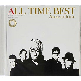 CD/ALL TIME BEST (SHM-CD)/安全地帯/UPCY-7287