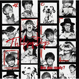 CD/Are you ready? (通常盤)/Thinking Dogs/SRCL-9364