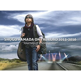 "【取寄商品】 DVD/SHOGO HAMADA ON THE ROAD 2015-2016 ""Journey of a Songwriter"" (2DVD+2CD) (完全生産限定版)/浜田省吾/SEBL-2018"