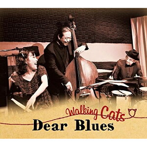 ★CD/WalkingCats/DearBlues/NVRC-2933