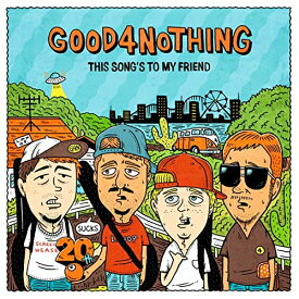 ★CD/THIS SONG'S TO MY FRIEND/GOOD4NOTHING/LMNOP-7