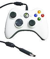 【中古】XBOX360ハード XBOX360 コントローラー ホワイト