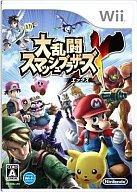 【中古】Wiiソフト 大乱闘スマッシュブラザーズX