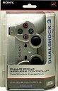 【中古】PS3ハード ワイヤレスコントローラDUALSHOCK3 サテンシルバー