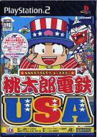 【中古】PS2ソフト 桃太郎電鉄 USA