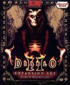【エントリーでポイント10倍!(7月11日01:59まで!)】【中古】Windows95/98/Me/2000/MacOS8.1以降 CDソフト DIABLO II:Lord of Destruction -EXPANSION SET- [英語・日本語両対応版]