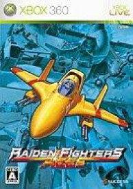 【18日24時間限定!エントリーでP最大27.5倍】【中古】XBOX360ソフト RAIDEN FIGHTERS ACES