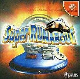 【エントリーでポイント10倍!(9月26日01:59まで!)】【中古】ドリームキャストソフト Super RUNABOUT