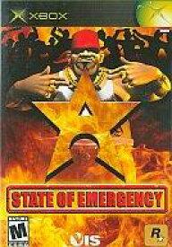 【中古】XBソフト 北米版 State of Emergency(国内使用不可)