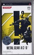 【中古】PSPソフト METAL GEAR ACID 2