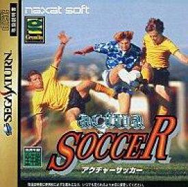 【中古】セガサターンソフト アクチャーサッカー