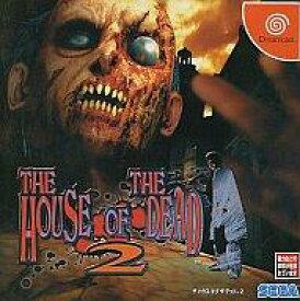 【中古】ドリームキャストソフト THE HOUSE OF THE DEAD2