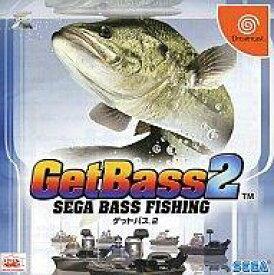 【エントリーでポイント10倍!(7月11日01:59まで!)】【中古】ドリームキャストソフト Get Bass 2