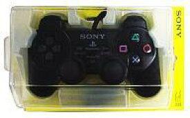 【エントリーでポイント10倍!(4月16日01:59まで!)】【中古】PS2ハード アナログコントローラ (DUAL SHOCK2)ブラック