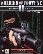 【中古】Windows98/Me/2000/XP CDソフト SOLDIER OF FORTUNE II 二重螺旋[日本語マニュアル付英語版]