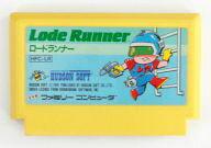 【中古】ファミコンソフト ロードランナー (箱説なし)