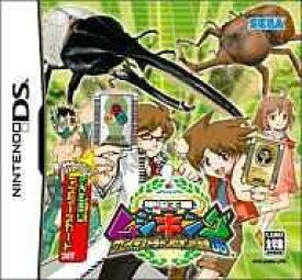 【中古】ニンテンドーDSソフト 甲虫王者ムシキング グレイテストチャンピオンへの道DS