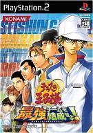 【中古】PS2ソフト テニスの王子様 最強チームを結成せよ!