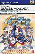 【中古】Win98-XP ソフト SDガンダムGジェネレーションDA