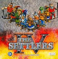 【中古】Windows95/98/Me/2000/XP CDソフト THE SETTLERS IV [完全日本語版] Great Series