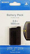 【中古】PSPハード バッテリーパック