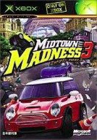 【15日24時間限定!エントリーでP最大26.5倍】【中古】XBソフト MIDTOWN MADNESS 3