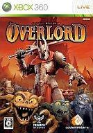 【中古】XBOX360ソフト Overlord:魔王サマ復活の時