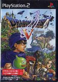 【中古】PS2ソフト ドラゴンクエストV 天空の花嫁