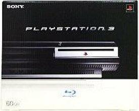 【中古】PS3ハード プレイステーション3本体(HDD 60GB)