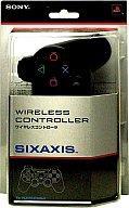 【中古】PS3ハード ワイヤレスコントローラ SIXAXIS[ブラック]