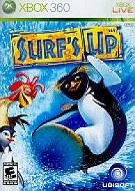 【中古】XBOX360ソフト 北米版 SURF'S Up(国内版本体動作可)