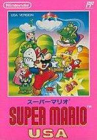 【中古】ファミコンソフト スーパーマリオUSA (箱説あり)